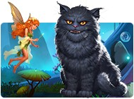 игра Legendary Mosaics: the Dwarf and the Terrible Cat