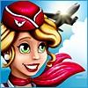 лого игры Королева авиалайнера. Коллекционное издание