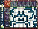 Бесплатная игра Японские кроссворды. Пляж скриншот 4
