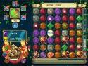 Бесплатная игра Сокровища Монтесумы. Блиц скриншот 1
