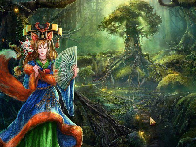 Мистическая сага