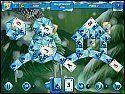 Бесплатная игра Солитер Джек Мороз. Зимние приключения 2 скриншот 1