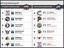 Бесплатная игра Лига виртуального хоккея скриншот 3