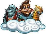 weather lord in search of the shaman logo - Повелитель погоды. В погоне за шаманом